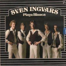 Discos de vinilo: SVEN INGVARDS - PLAYA BLANCA / LP PHILIPS DE 1976 / BUEN ESTADO RF-10196. Lote 285523233