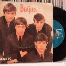 Discos de vinilo: BEATLES - LOVE ME DO - P.S. I LOVE YOU. Lote 285525098