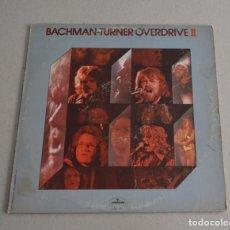 Disques de vinyle: BACHMAN-TURNER OVERDRIVE - BTO II (ED. USA). Lote 285541548