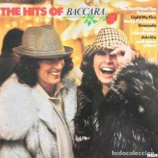 Disques de vinyle: BACCARA - THE HITS OF BACCARA - RCA PL 28344 - 1978 - EDICIÓN ALEMANA. Lote 285555388