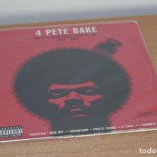 Discos de vinilo: PETE ROCK - 4 PETE SAKE: THE PETE ROCK YEARS REMIXES VOL. 1 - USA - 2003 - VG/VG+. Lote 285607088