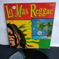 Discos de vinilo: LO MÁS REGGAE, 1992. Lote 285609183