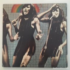 """Discos de vinilo: IKE & TINA TURNER – """"WHAT YOU HEAR IS WHAT YOU GET"""" - LIVE AT CARNEGIE HALL, 2 LPS, US 1977. Lote 285637343"""