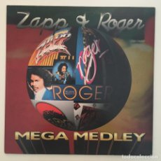 Discos de vinilo: ZAPP & ROGER – MEGA MEDLEY, US 1993 REPRISE RECORDS. Lote 285639193
