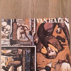 """Discos de vinilo: VAN HALEN """" FAIR WARNING """". EDICIÓN ALEMANA. 1981. WARNER BROS RECORDS.. Lote 285642108"""