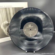 Discos de vinilo: U2. WIDE AWAKE IN AMERICA.. Lote 285655403