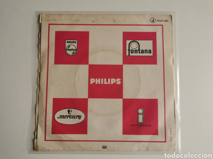 Discos de vinilo: Single Vinilo 7 FREE My Brother Jake Edición Francesa año 1971 - Foto 2 - 285660033