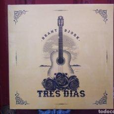 Discos de vinilo: BRANT BJORK–TRES DIAS. LP VINILO PRECINTADO.. Lote 285663293