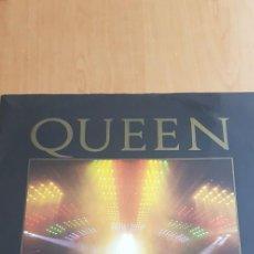 Discos de vinilo: QUEEN - HAMMER TO FALL / TEAR IT UP (EMI 1984 12QUEEN4) LIVE SLEEVE ULTRA RARO!!!!!!. Lote 36126956
