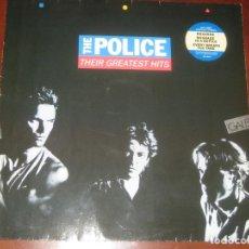 Discos de vinil: POLICE - ED. UK - 1990 - BUEN ESTADO. Lote 285756323
