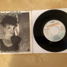 """Discos de vinilo: ANA CURRA - UNA NOCHE SIN TI - SINGLE PROMO 7"""" SPAIN 1985. Lote 285767953"""