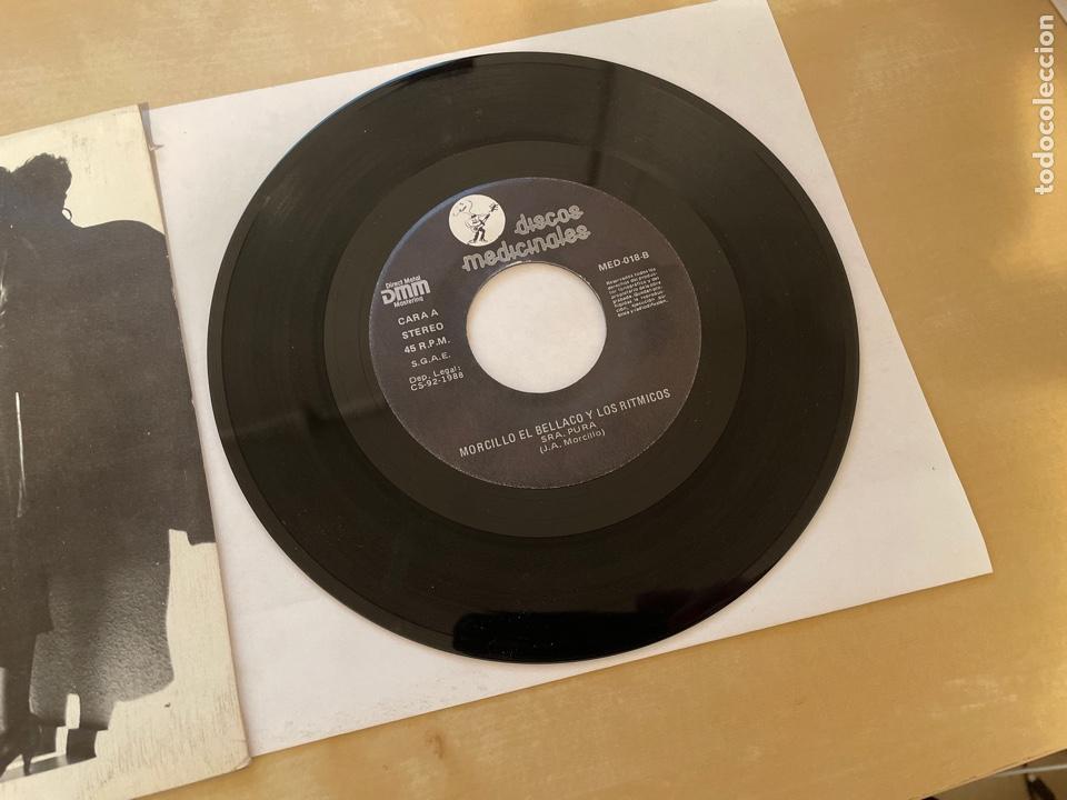 Discos de vinilo: Morcillo El Bellaco - Sra Pura / Asi Te Conoci - SINGLE 1988 - SPAIN - Foto 2 - 285811363