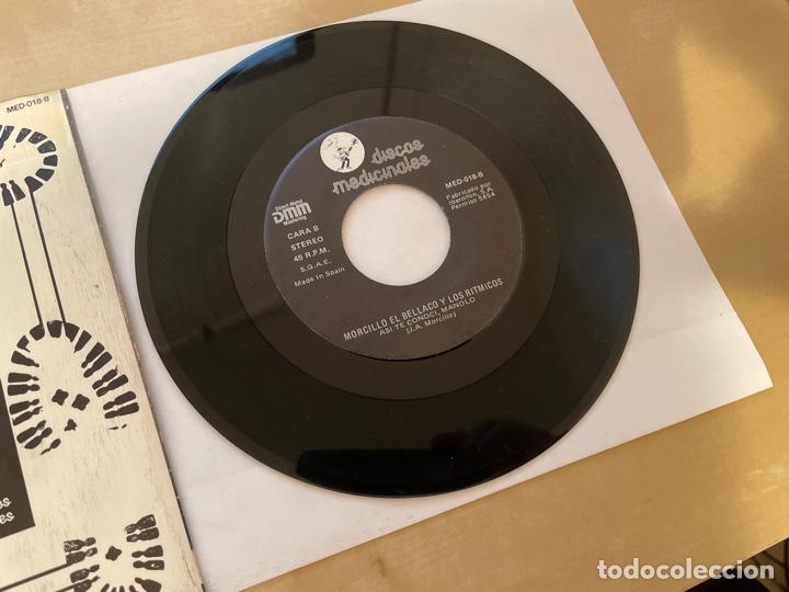 Discos de vinilo: Morcillo El Bellaco - Sra Pura / Asi Te Conoci - SINGLE 1988 - SPAIN - Foto 4 - 285811363