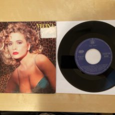 Discos de vinilo: OLE OLE - VECINA - SINGLE VINILO 1988 - SPAIN. Lote 285813018