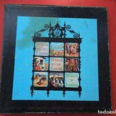 Discos de vinilo: ANTOLOGÍA DEL CANTE FLAMENCO - GRAN PREMIO DE LA ACADEMIE FRANÇAISE DU DISQUE - 3 LP+LIBRO+ESTUCHE.. Lote 285976263