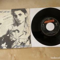 Discos de vinilo: BARRICADA - TODOS MIRANDO - SINGLE VINILO 1987 - SPAIN. Lote 285979983