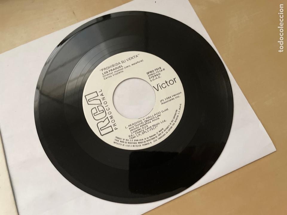 Discos de vinilo: Fraggle Rock - Ven A Fraggle Rock - Single Promo 1985 - SPAIN - Foto 4 - 285987128