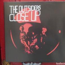 Discos de vinilo: THE OUTSIDERS –CLOSE UP. LP VINILO NUEVO.. Lote 285999788