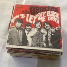 Discos de vinilo: SÚPER LOTE DE 46 DISCOS VINILOS GRUPOS DE ROCK... VER FOTOS. Lote 286014268