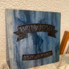 Discos de vinilo: LP BON JOVI NEW JERSEY . EXCELENTE ESTADO. Lote 286015113