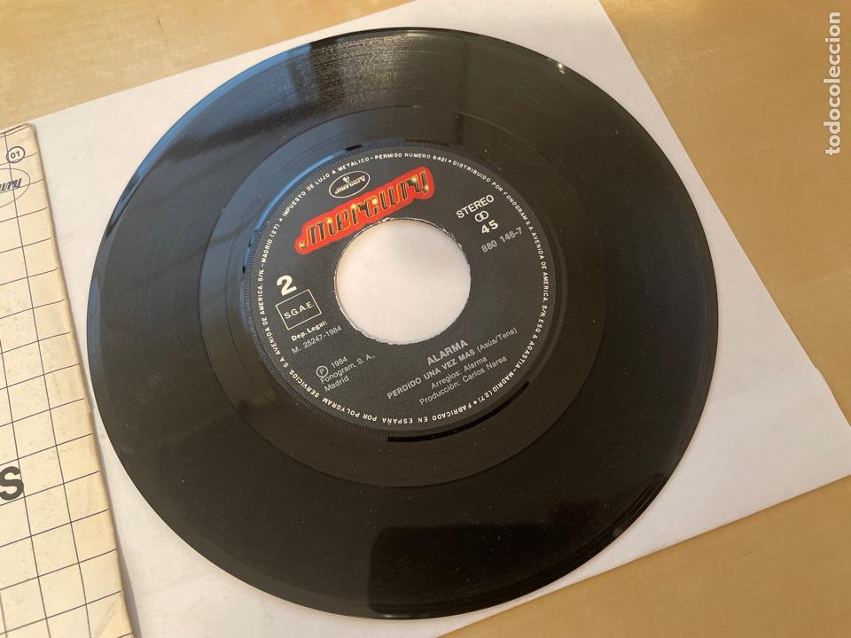 Discos de vinilo: Alarma - Lola / Perdido Una Vez Mas - Single 1984 - SPAIN - Foto 4 - 286053663