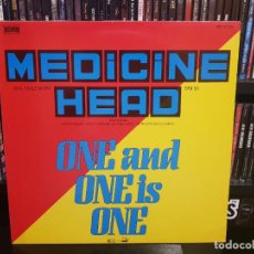 Discos de vinilo: MEDICINE HEAD - ONE AND ONE IS ONE. Lote 286056853