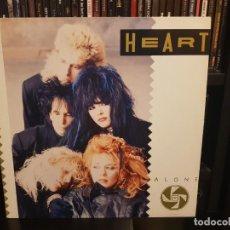 Discos de vinilo: HEART - ALONE. Lote 286060943