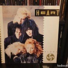 Discos de vinilo: HEART - ALONE. Lote 286061028
