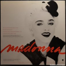 Disques de vinyle: MADONNA - HOLIDAY EXTENDED REMIX - MAXISINGLE - PROMOCIONAL - USA - MUY RARO - NO CORREOS. Lote 286062933