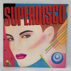 Discos de vinilo: LP - VINILO SUPERDISCO III - ESPAÑA - AÑO 1984. Lote 286142498