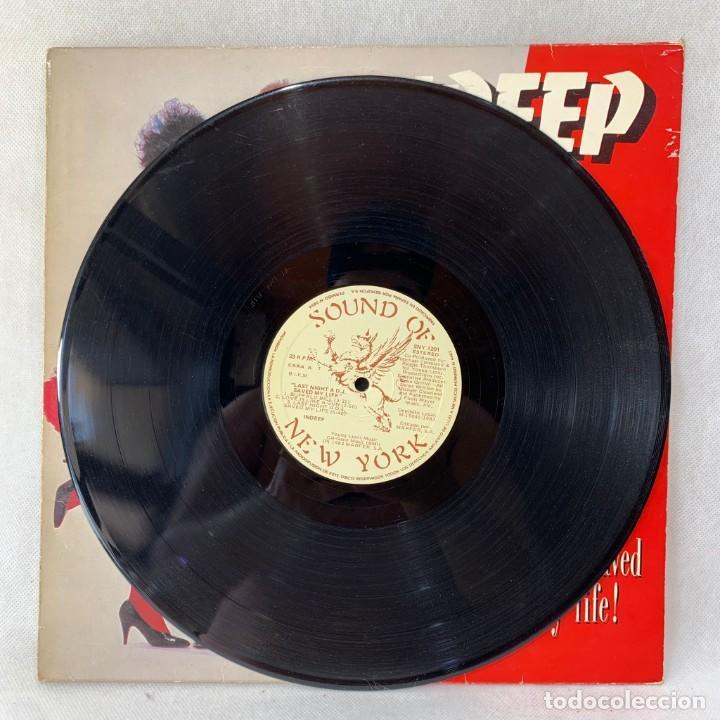 Discos de vinilo: LP - VINILO INDEEP - LAST NIGHT A D.J. SAVED MY LIFE - ESPAÑA - AÑO 1983 - Foto 3 - 286144648