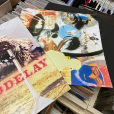 Discos de vinilo: BECK ODELAY LP DISCO DE VINILO AMARILLO. Lote 286148603