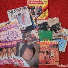 Disques de vinyle: LOTE DE 24 DISCOS DE VINILO, DIFERENTES GÉNEROS MUSICALES, DIFERENTES ARTISTAS.. Lote 286153688
