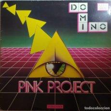 Disques de vinyle: 2LP PINK PROJECT - DOMINO - BABY BRA 88616 - SPAIN PRESS - GATEFOLD (VG+/VG++). Lote 286166063