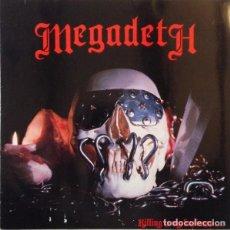 Discos de vinilo: MEGADETH – KILLING IS MY BUSINESS... VINILO, LP, UNOFFICIAL - REEDICION. Lote 286168458