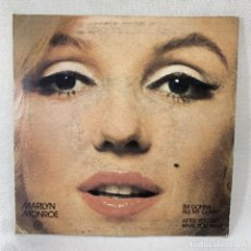 Discos de vinilo: SINGLE MARILYN MONROE - I'M GONNA FILE MY CLAIM / AFTER YOU GET WHAT YOU WANT - ESPAÑA - AÑO 1973. Lote 286244988