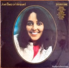 Discos de vinilo: JOAN BAEZ : JOAN BAEZ ON VANGUARD [UK 1969] LP. Lote 286285738