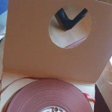 Discos de vinilo: CINTA MAGNETICA CON GRABACIÓN ORIGINAL DEL LP ANTOLOGIA DE BULERIAS DE PARRILLA DE JEREZ. Lote 286315628