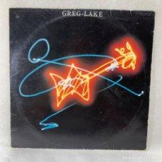 Discos de vinilo: LP - VINILO GREG LAKE - GREG LAKE + ENCARTE - UK - AÑO 1981. Lote 286329873