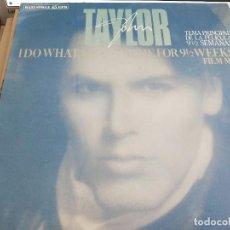 """Discos de vinilo: JOHN TAYLOR – I DO WHAT I DO.198 SELLO: EMI – 052-2010896 FORMATO: VINYL, 12"""", .NUEVO. MINT / VG++. Lote 286334053"""