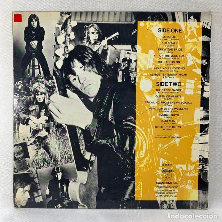 Discos de vinilo: LP - VINILO DAVE EDMUNDS - THE BEST OF DAVE EDMUNDS - ESPAÑA - AÑO 1982 - Foto 4 - 286336343