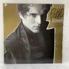 Disques de vinyle: LP - VINILO MIGUEL BOSE - SALAMANDRA + ENCARTE - ESPAÑA - AÑO 1986. Lote 286346928