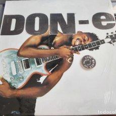 """Discos de vinilo: DON-E – LOVE MAKES THE WORLD GO ROUND. 4TH & BROADWAY – 74321101451 (3A). 12"""".NUEVO. MINT/MINT. Lote 286370833"""