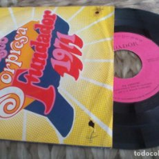 Discos de vinilo: SG. IVA ZANICCHI - FUNDADOR 1971. Lote 286401428