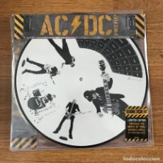 """Discos de vinilo: AC/DC - THROUGH THE MISTS OF TIME - 12"""" MAXISINGLE SONY 2021 NUEVO - PICTURE DISC RSD. Lote 286412048"""