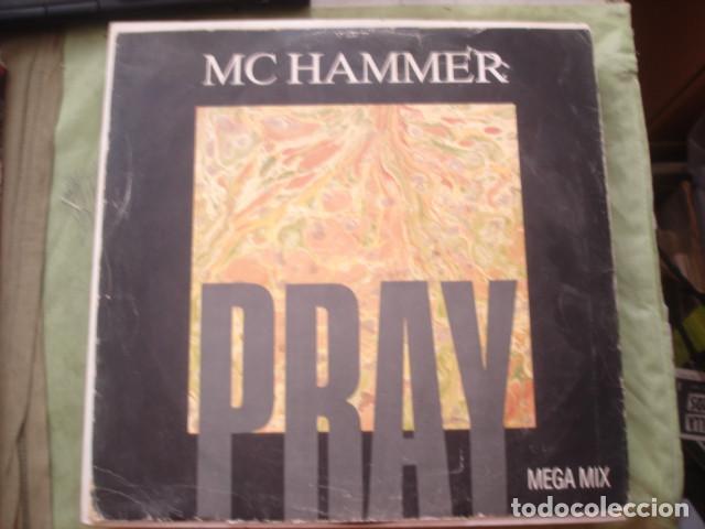 MC HAMMER PRAY (Música - Discos de Vinilo - Maxi Singles - Rap / Hip Hop)