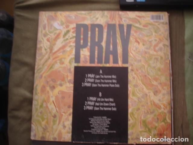 Discos de vinilo: MC Hammer Pray - Foto 2 - 286413098