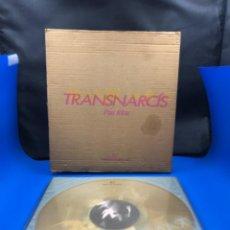 Disques de vinyle: 2 LP TRANSNARCIS VER FOTOS. Lote 286416038