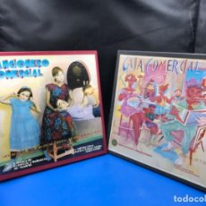 Discos de vinilo: CANCIONERO Y GUÍA LPS VER FOTOS. Lote 286416548