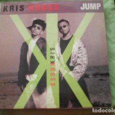 Discos de vinilo: KRIS KROSS JUMP. Lote 286419418